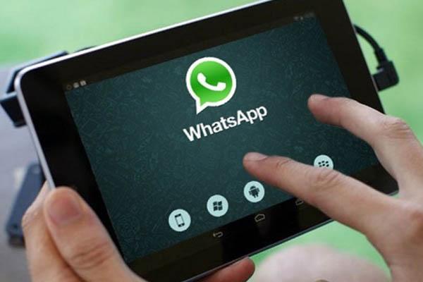 Utilizar Wassap desde una tablet Android