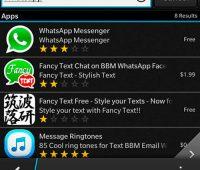 Instalar Wassap en un móvil Blackberry